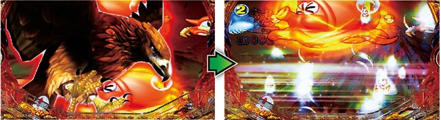 Pスーパー海物語IN JAPAM2 金富士の金富士ゾーン
