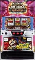 株式会社オリンピア マジックモンスター3 ぶっちぎり!魔界グランプリ 筐体