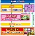 株式会社ニューギン P美夏美華パラダイス ゲームフロー