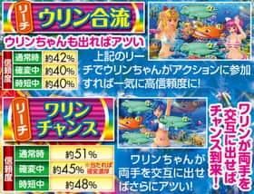 スーパー海物語IN沖縄4のマリンモード中の信頼度の紹介