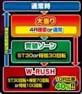 株式会社SANKYO PフィーバーアクエリオンW 気持ちいい~!ver. ゲームフロー
