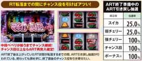 魔法少女まどか☆マギカ2のART終了時の引き戻し抽選の紹介