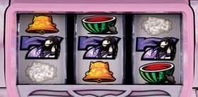 まどマギ2の紫ビッグ