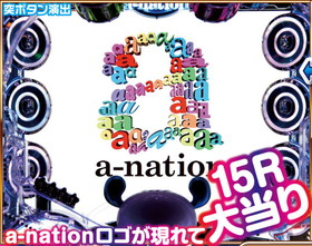a-nationの突ボタン演出の紹介