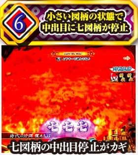 CR戦国乙女~花~の16R濃厚法則
