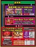 SANKYO Pフィーバー戦姫絶唱シンフォギア2 ゲームフロー