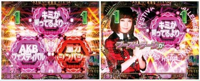 AKB48ワンツースリーフェスティバルのフェスティバルRUSHチャレンジ