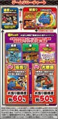 株式会社大都技研 CR吉宗4 天昇飛躍の極 ゲームフロー