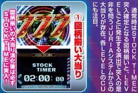 CR銀河機攻隊マジェスティックプリンスのSTOCK TIME突入経路の紹介