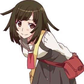 化物語2 スロットのキャラクター 撫子