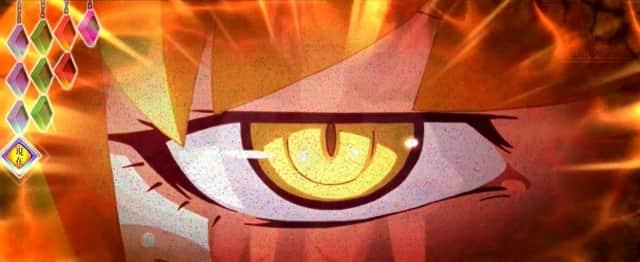 化物語2 スロットの忍の目