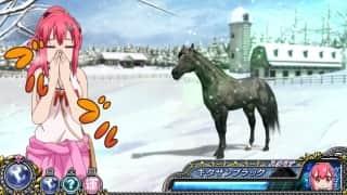 G1優駿倶楽部2(ダービークラブ2)のまこが寒がる