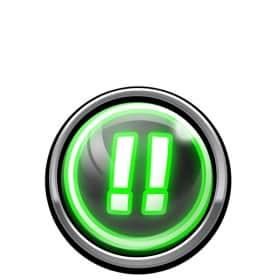 G1優駿倶楽部2(ダービークラブ2)の!アイコンの数
