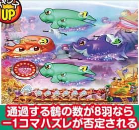 スーパー海物語 IN JAPAN 日本画リーチ 信頼度