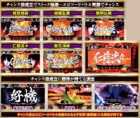 バジリスク~甲賀忍法帖~lllのエピソードバトルの紹介