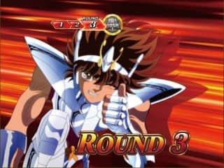 聖闘士星矢(セイントセイヤ)海皇覚醒スペシャルのGB2ラウンド以降の開始画面