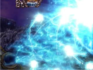 聖闘士星矢(セイントセイヤ)海皇覚醒スペシャルの大エフェクト