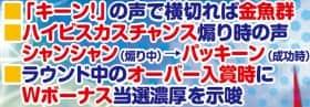 スーパー海物語 IN 沖縄4with アイマリンのボイス関連演出