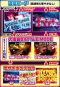 サミー株式会社 ぱちんこCRキャプテンハーロック199ver. ゲームフロー