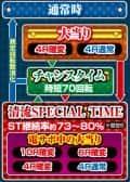 株式会社サンスリー PA清流物語3 ゲームフロー