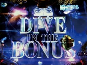 DIVE IN THE BONUS