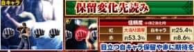 北斗の拳7転生の保留変化先読み