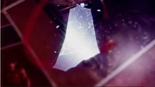 パチスロ鉄拳4デビルバージョン(スロット鉄拳デビル4)のガラスのかけらによる設定示唆
