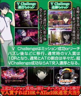 CR AnotherのV Challenge ミッションの紹介