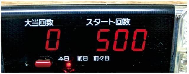 パチンコ Pフィーバー真花月2夜桜バージョンのハイエナ攻略 天井回転数