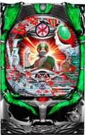 京楽産業株式会社 CRぱちんこ仮面ライダーV3 筐体